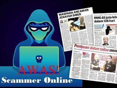 scammer online