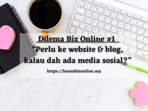 Website vs Media Sosial