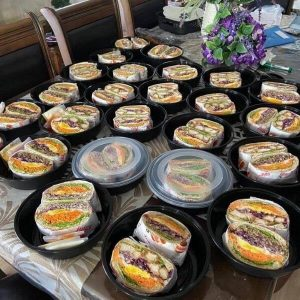Sandwich Premium