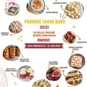 Buat Duit Dengan Bisnes Makanan