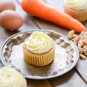 Carrot Cupcake Creamcheese