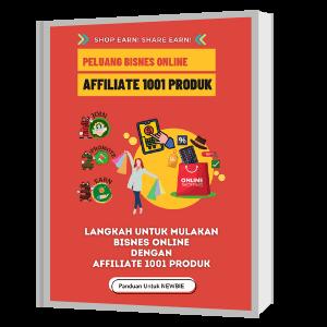 E-Book Affiliate1001Produk